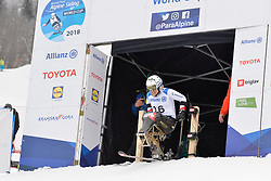VICTOR Stephani LW12-2 SUI at 2018 World Para Alpine Skiing Cup, Kranjska Gora, Slovenia