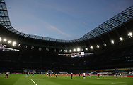 General view during the Premier League match at the Tottenham Hotspur Stadium, London. Picture date: 23rd June 2020. Picture credit should read: David Klein/Sportimage