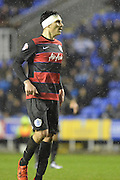 Queens Park Rangers midfielder Alejandro Faurlin during the Sky Bet Championship match between Reading and Queens Park Rangers at the Madejski Stadium, Reading, England on 3 December 2015. Photo by Mark Davies.