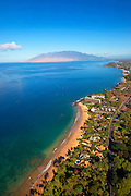 Keawakapu Beach, Kihei, Maui, Hawaii