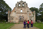 Ujarras Church (ca. 1580), Cartago Province, Costa Rica
