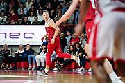 Tarczewski Kaleb<br /> Openjobmetis Varese - A X Armani Exchange Milano<br /> Openjobmetis Varese - <br /> Basket Serie A LBA 2018/2019<br /> Varese 03 April 2019<br /> Foto Mattia Ozbot / Ciamillo-Castoria