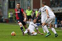 Genova - 28.11.2016 - Serie A - 14a giornata - Genoa-Juventus - Nella foto: Dani Alves - Juventus