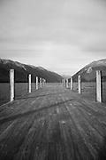 Kerr Bay at Lake Rotoiti in Nelson Lakes National Park.