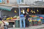 Market at of Batumi, Georgia
