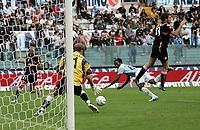Roma, 17/09/2006<br /> Olimpico, Lazio Palermo<br /> Nella foto: manfredini<br /> Photo Antonietta Baldassarre Inside