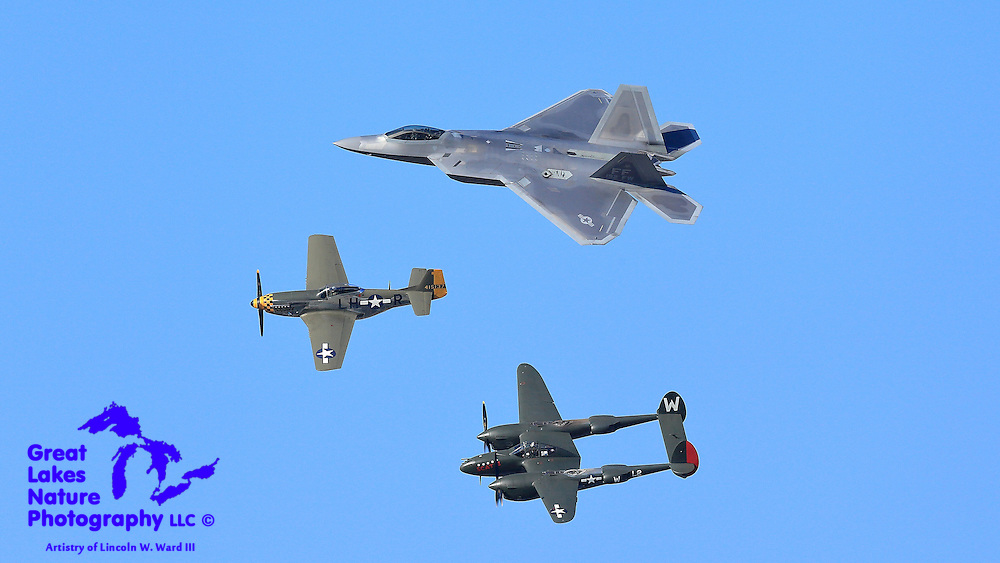 This gallery contains high resolution images captured on Friday, July 24, 2015, at the EAA Fly-in, also known as EAA AirVenture Oshkosh 2015, by Wisconsin professional nature photographer Lincoln W. Ward III.