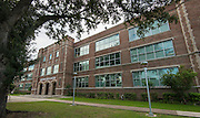 Navarro Middle School, formerly Jackson Middle School, September 23, 2016.