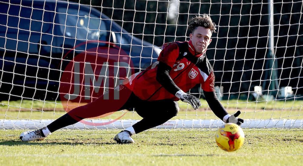 Ivan Lucic of Bristol City takes part in training - Mandatory by-line: Robbie Stephenson/JMP - 19/01/2017 - FOOTBALL - Bristol City Training Ground - Bristol, England - Bristol City Training