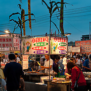 Garden Night Market, Tainan City, Taiwan