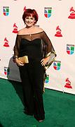 Rita Rosa attends the 10th Annual Latin Grammy Awards at the Mandalay Bay Hotel in Las Vegas, Nevada on November 5, 2009.