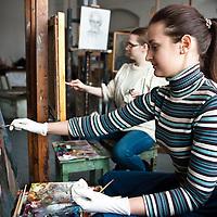 The National Academy of Fine Arts and Architecture.Smirnova-Lastochkina St., 04053, Kyiv, Ukraine - Accademia Nazionale di Belle Arti e di Architettura di Kiev