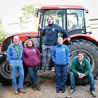 Mains Farm Wigwams, Scotland. Tourism photography & environmental portraiture
