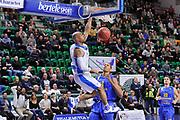 DESCRIZIONE : Eurocup 2014/15 Last 32 Gruppo H Dinamo Banco di Sardegna Sassari - Herbalife Gran Canaria Las Palmas<br /> GIOCATORE : David Logan<br /> CATEGORIA : Schiacciata Sequenza<br /> SQUADRA : Dinamo Banco di Sardegna Sassari<br /> EVENTO : Eurocup 2014/2015<br /> GARA : Dinamo Banco di Sardegna Sassari - Herbalife Gran Canaria Las Palmas<br /> DATA : 07/01/2015<br /> SPORT : Pallacanestro <br /> AUTORE : Agenzia Ciamillo-Castoria / Luigi Canu<br /> Galleria : Eurocup 2014/2015<br /> Fotonotizia : Eurocup 2014/15 Last 32 Gruppo H Dinamo Banco di Sardegna Sassari - Herbalife Gran Canaria Las Palmas<br /> Predefinita :