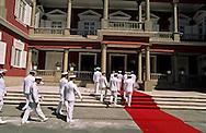Portuguese day in the governor palace. Macau  ///  fÍte des portugais palais du gouverneur. Macao /// R211/3    L3111  /  R00211  /  P0006576