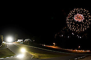 Finish of the 15e Petit Le Mans. Oct 18-20, 2012. © Jamey Price