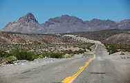 Mile 15 on Route 66 in Arizona. .A trip through parts of Route 66 from Southern California to Arizona.