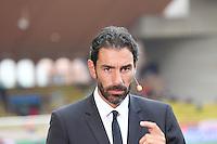 Robert PIRES   - 22.04.2015 - Monaco / Juventus Turin - 1/4Finale retour Champions League<br />Photo : Serge Haouzi / Icon Sport