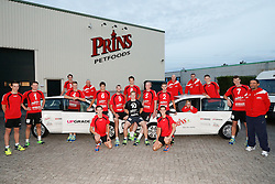 20160919 NED: Selectie Valei Volleybal Prins 2016 - 2017, Ede<br />Team Valei Volleybal Prins<br />©2016-FotoHoogendoorn.nl / Pim Waslander