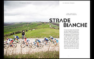 Our photos of Strade Bianche 2015-2016 and Granfondo Strade Bianche 2016 on the magazine Tuscany Cycling Season made by Ciclica. It will be presented at EUROBIKE Friedrichshafen. Promoted by Regione Toscana and Toscana Promozione Turistica.
