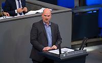 DEU, Deutschland, Germany, Berlin, 01.02.2018: Mario Mieruch (fraktionslos) bei einer Rede im Deutschen Bundestag.