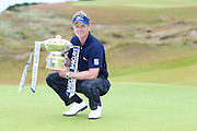 Scottish Open winner 2011. Luke Donald.