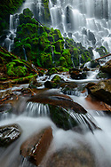 North America, America, American, USA, Pacific Northwest, Oregon, ‎Clackamas County, Mount Hood National Forest, Ramona Falls