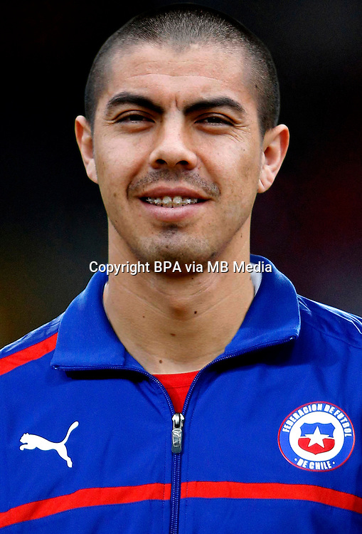 Football Fifa Brazil 2014 World Cup / <br /> Chile National Team - <br /> Francisco Silva of Chile