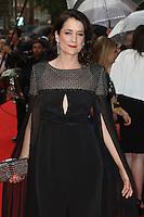 Raquel Cassidy, BAFTA Celebrates Downton Abbey, Richmond Theatre, London UK, 11 August 2015, Photo by Richard Goldschmidt
