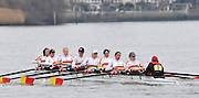 London. Great Britain, Tideway Scullers School, Senior,  2010 Women's Head of the River Race, Raced over the reverse Championship Course, Chiswick to Putney, River Thames, England,  Saturday   13/03/2010 [Mandatory Credit. Peter Spurrier/Intersport Images]