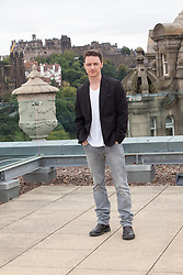 Filth photocall with James McAvoy.<br /> &copy;Michael Schofield.