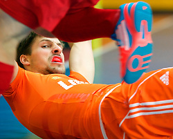 LEIZPIG - WC HOCKEY INDOOR 2015<br /> NED v POL (Pool B)<br /> Foto:KELLERMAN Bjorn<br /> FFU PRESS AGENCY COPYRIGHT FRANK UIJLENBROEK
