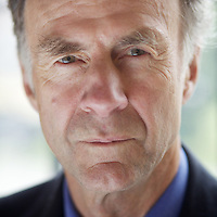 Ranulph Fiennes in London...Ranulph Fiennes is a British adventurer and holder of several endurance records. Fiennes served in the British Army for eight years including a period on counter-insurgency service while attached to the army of the Sultanate of Oman. He later undertook numerous expeditions and was the first person to visit both the North and South Poles by surface means and the first to completely cross Antarctica on foot. In May 2009, at the age of 65, he climbed to the summit of Mount Everest. According to the Guinness Book of World Records he is the world's greatest living explorer. Fiennes has written numerous books about his army service and his expeditions as well as a book defending Robert Falcon Scott from modern revisionists. In 2013, Fiennes ..Photo: Tom Pietrasik.London, U.K..April 5th 2012