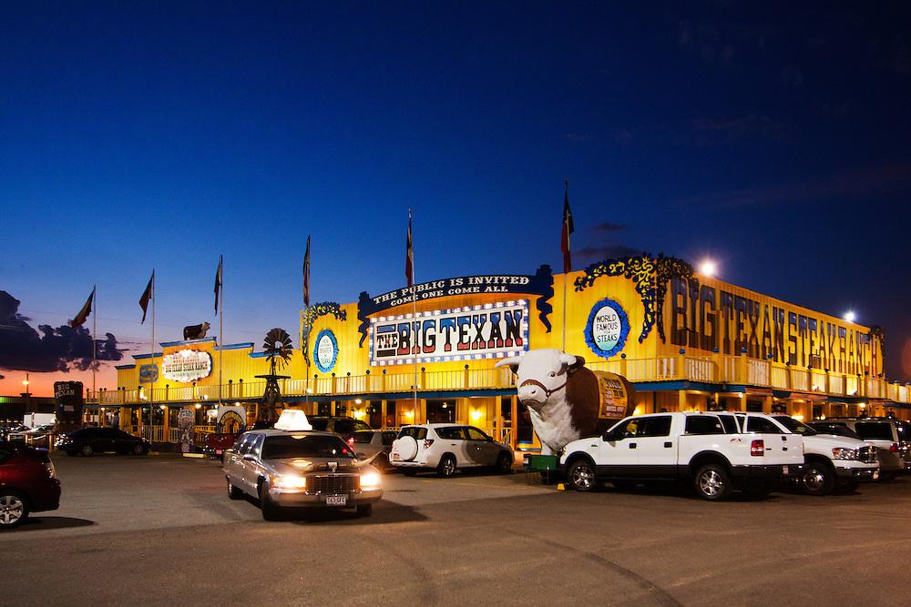 The Big Texan, Amarillo, TX