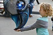 Nederland, Nijmegen, 21-9-2014Herdenkingsactiviteiten bij en in de Vasim.dgfoto 96491 editie nijmegenFoto: Flip Franssen