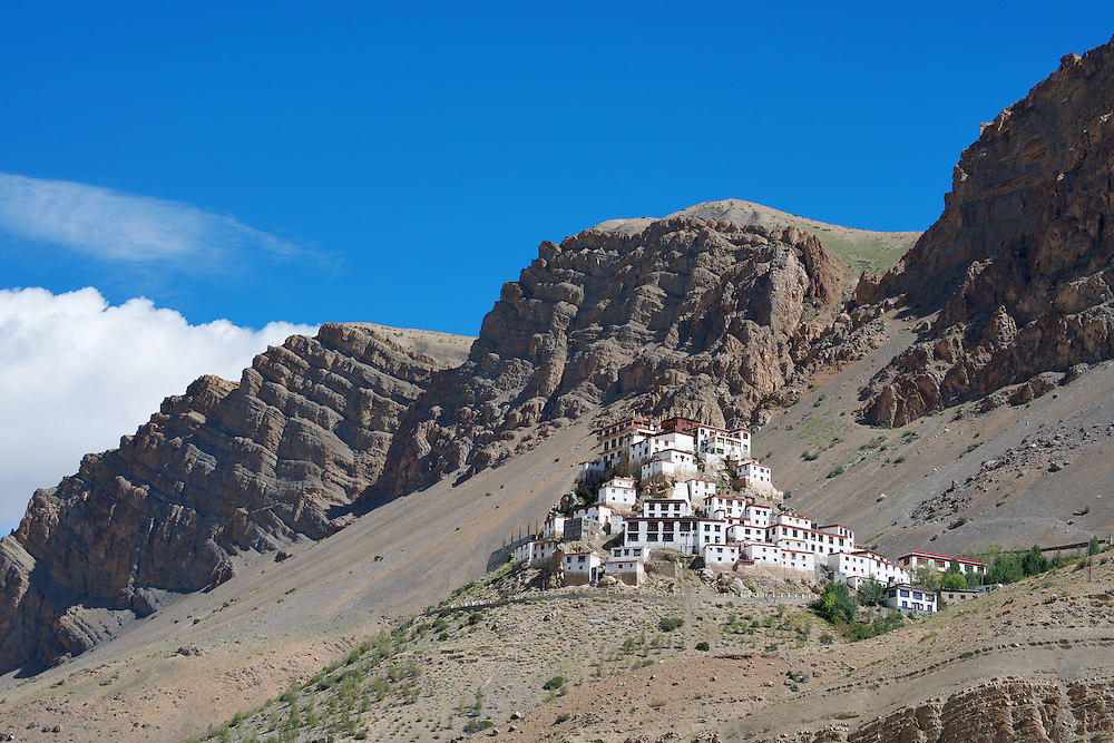 Key Monastery in Kaza