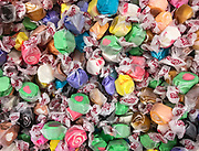 Salt water taffy.