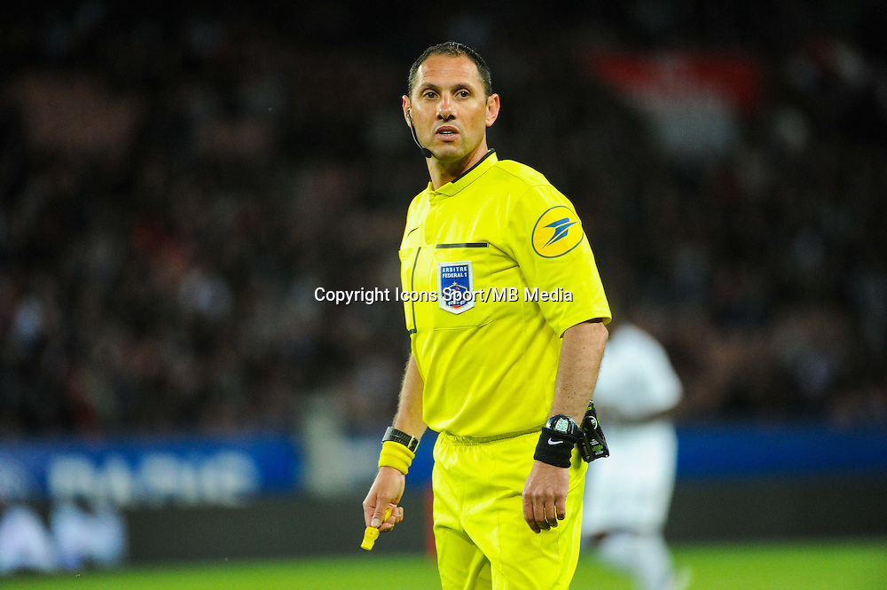 Mikael LESAGE - 28.04.2015 - Paris Saint Germain / Metz - Match en retard - 32eme journee Ligue 1<br />
