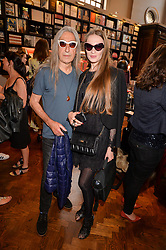 Barrington & Inesa dela Roche and guest at The Art of @barbiestyle Book Launch held at Maison Assouline, Piccadilly, London on 15 June 2017.Photo by Dominic O'Neill/SilverHub 0203 174 1069/ 07711972644 - Editors@silverhubmedia.com