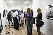 MARYAM EISLER   ADVENTURES AND OBSESSION   Private View, Bermondsey Project Space, London. 20 September 2018
