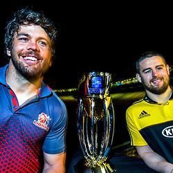 Super Rugby - Final Captains' Presser