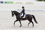 Denise Hallion - Wervelwind<br /> Alltech FEI World Equestrian Games™ 2014 - Normandy, France.<br /> © DigiShots