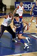 All Star Game Femminile<br /> Nella foto: Arnetoli