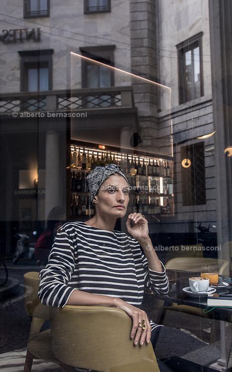 Milan, Helene Nonini, T'a restaurant, cafe, http://www.tamilano.com/