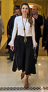 Queen Rania Looking Thin
