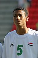 17.08.2003, Ratina Stadium, Tampere, Finland.FIFA U-17 World Championship - Finland 2003.Match 14: Group C - Yemen v Cameroon.Ali Al Baiti - Yemen.©Juha Tamminen