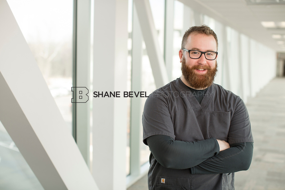 1/12/17 3:28:00 PM --  Human Resources headshots of employees at the South Campus<br /> <br /> Photo by Shane Bevel
