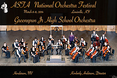 Greenspun Junior HS Orchestra
