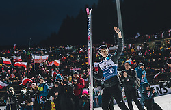 19.01.2020, Hochfirstschanze, Titisee Neustadt, GER, FIS Weltcup Ski Sprung, Siegerehrung, im Bild Titisee Neustadt Five Sieger Ryoyu Kobayashi (JPN) // Titisee Neustadt Five Winner Ryoyu Kobayashi of Japan during the winner ceremony for the FIS Ski Jumping World Cup at the Hochfirstschanze in Titisee Neustadt, Germany on 2020/01/19. EXPA Pictures © 2020, PhotoCredit: EXPA/ JFK