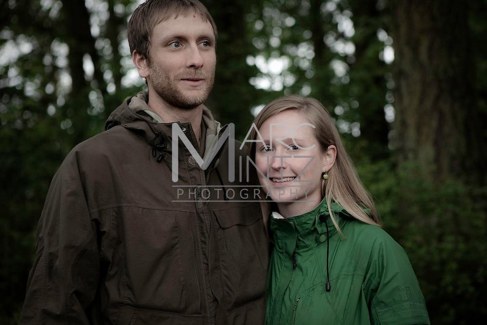Megan and Tim Engagement